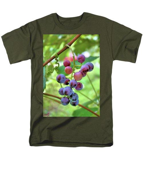 Fruit of the Vine T-Shirt by Kristin Elmquist