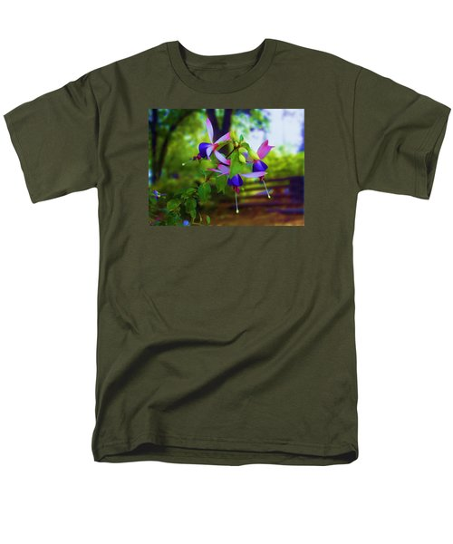 Fushias 08 T-Shirt by Artzmakerz
