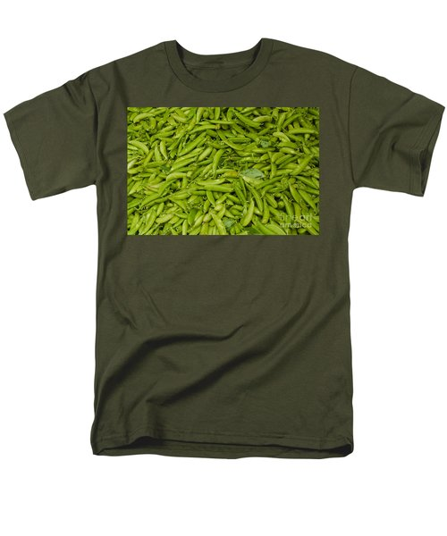 Green Beans T-Shirt by Thomas Marchessault