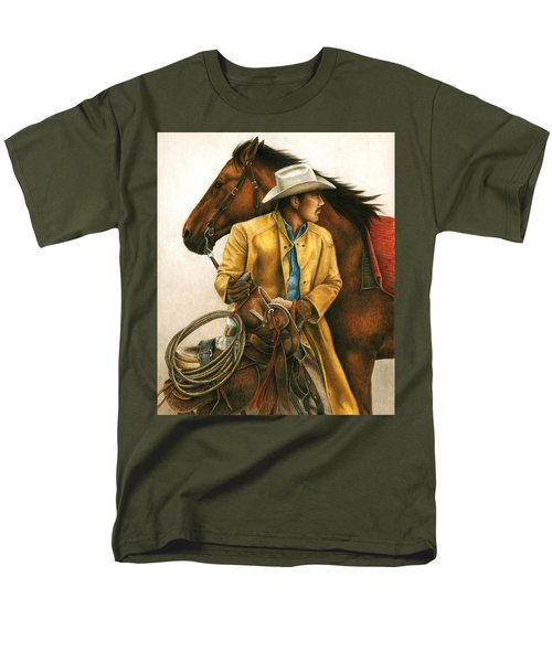 Heading Out Into the Storm T-Shirt by Pat Erickson