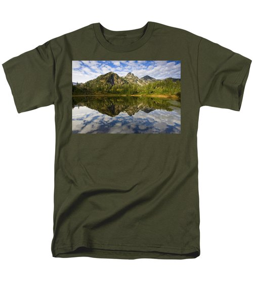 Heaven Unfolded T-Shirt by Mike  Dawson