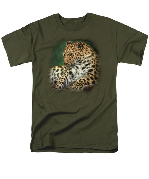 I'm Watching Men's T-Shirt  (Regular Fit) by Sandy Oman