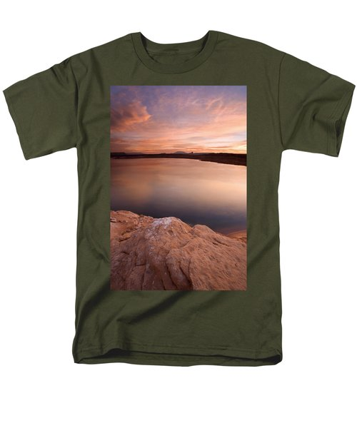 Lake Powell Dawn T-Shirt by Mike  Dawson
