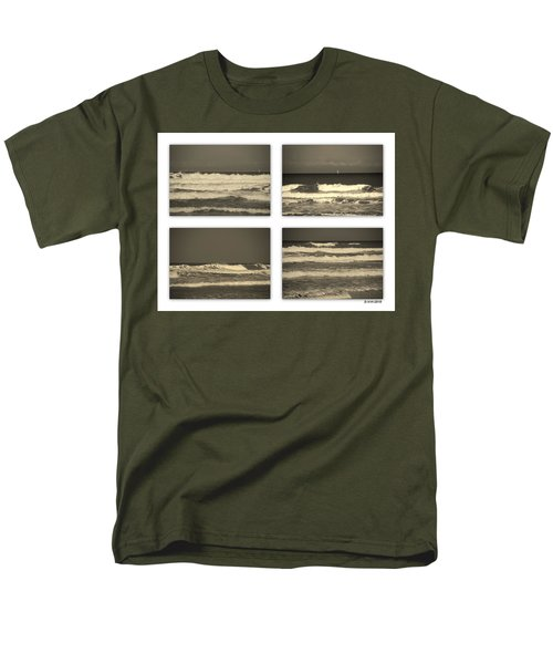 Listen to the Song of the Ocean T-Shirt by Susanne Van Hulst