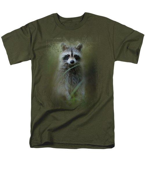 Little Bandit Men's T-Shirt  (Regular Fit) by Jai Johnson
