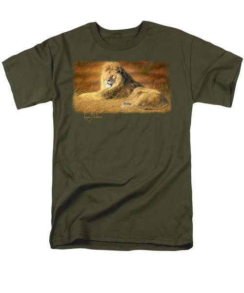 Majestic Men's T-Shirt  (Regular Fit) by Lucie Bilodeau