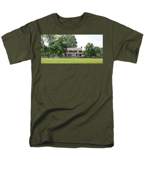 McLean House Appomattox Court House Virginia T-Shirt by Teresa Mucha