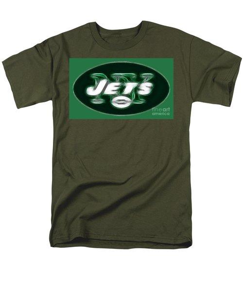 NY JETS fantasy T-Shirt by Paul Ward