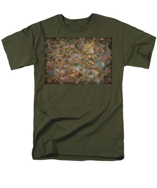 Paint number 18 T-Shirt by James W Johnson