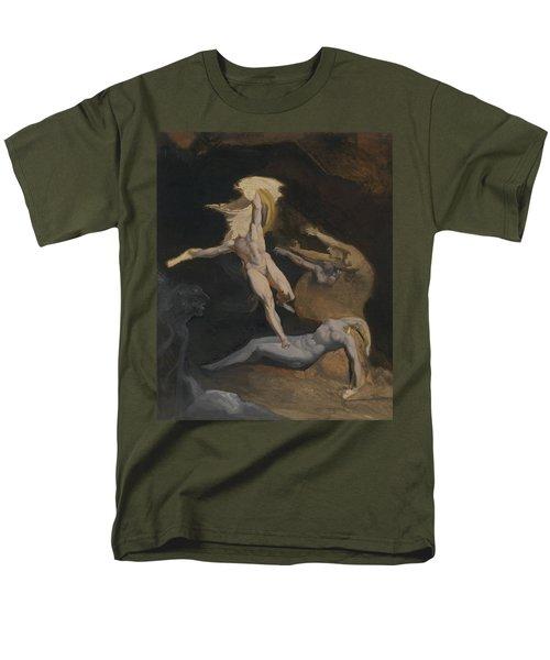 Perseus Slaying The Medusa Men's T-Shirt  (Regular Fit) by Henry Fuseli