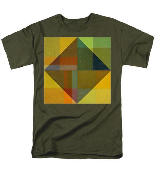 Perspective in Color Collage 8 T-Shirt by Michelle Calkins