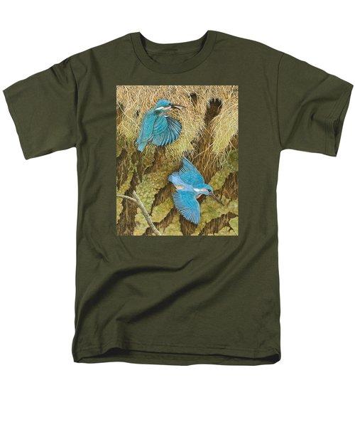 Sharing The Caring Men's T-Shirt  (Regular Fit) by Pat Scott