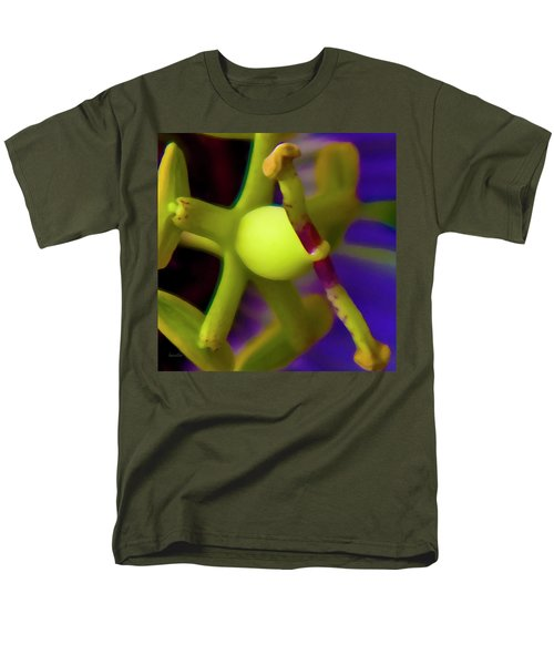 Study of Pistil and Stamen T-Shirt by Betsy C  Knapp
