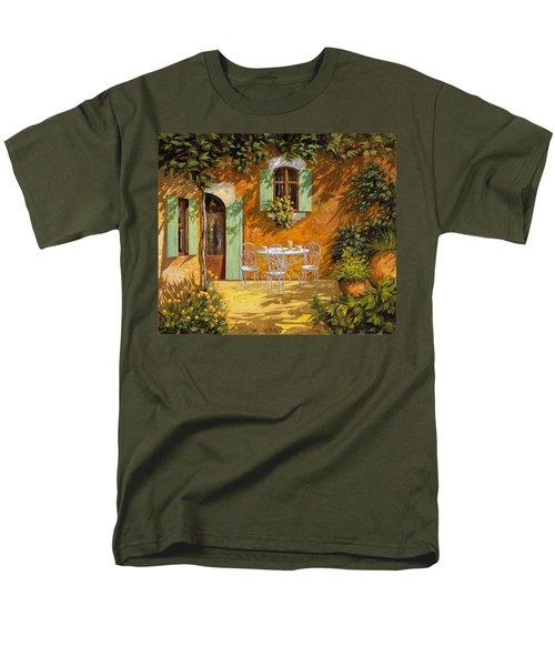 sul patio T-Shirt by Guido Borelli