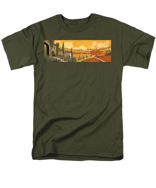 terra di Siena T-Shirt by Guido Borelli