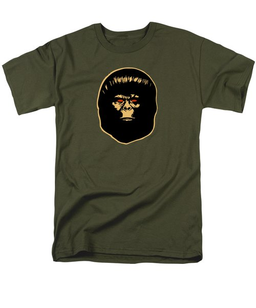 The Ape Men's T-Shirt  (Regular Fit) by Jurgen Rivera