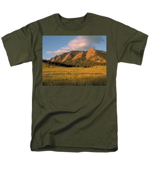 The Boulder Flatirons T-Shirt by Jerry McElroy