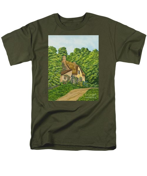 The Charm Of Wiltshire T-Shirt by Charlotte Blanchard