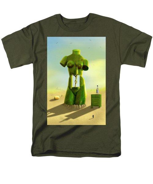 The Nightstand 2 Men's T-Shirt  (Regular Fit) by Mike McGlothlen