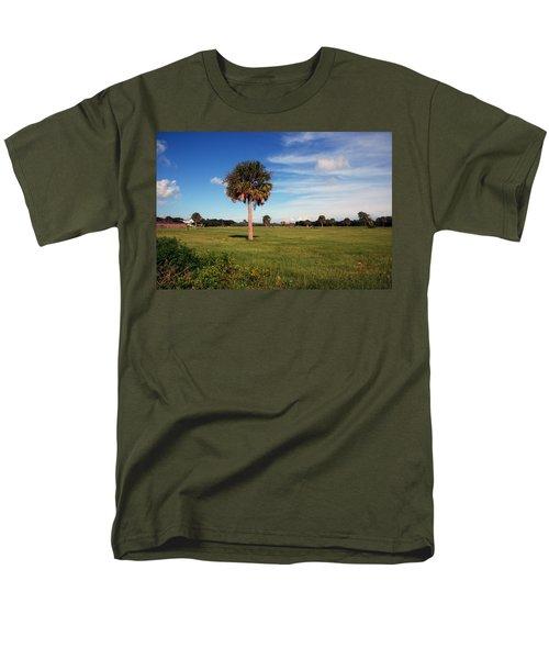 The Palmetto Tree T-Shirt by Susanne Van Hulst