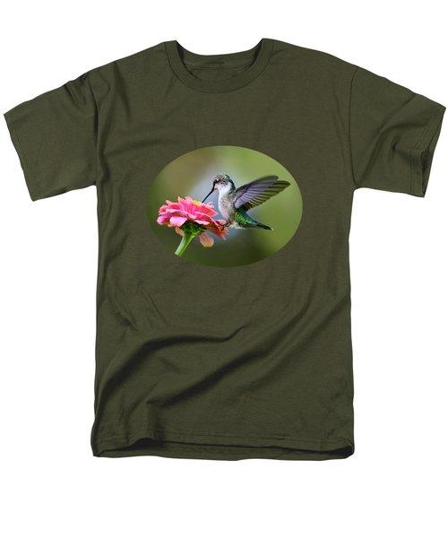 Tranquil Joy Men's T-Shirt  (Regular Fit) by Christina Rollo