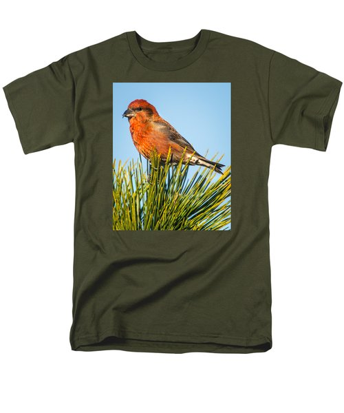 Tree Top Men's T-Shirt  (Regular Fit) by John Crookes