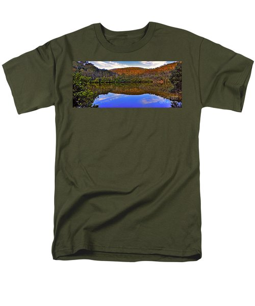 Valley of Peace T-Shirt by Kaye Menner