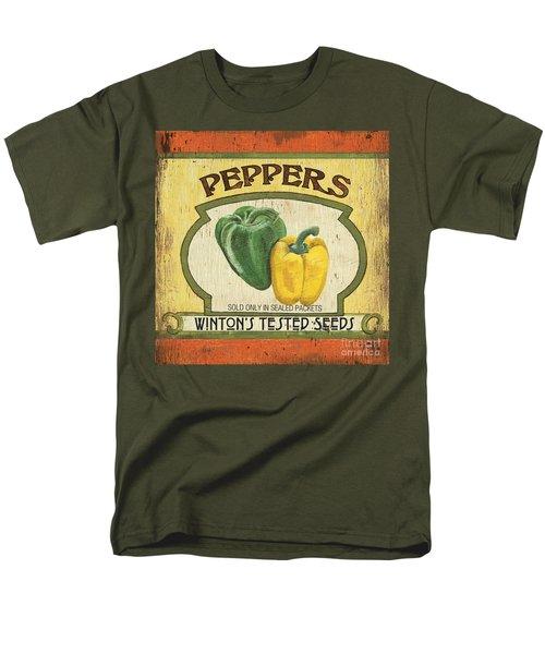 Veggie Seed Pack 2 T-Shirt by Debbie DeWitt