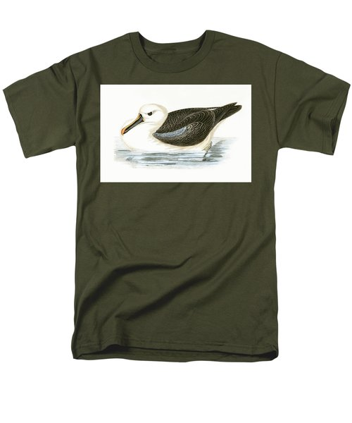 Yellow Nosed Albatross Men's T-Shirt  (Regular Fit) by English School