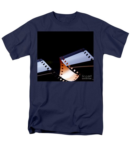 Film Strip Abstract T-Shirt by Tim Hester