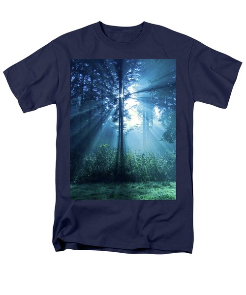 Magical Light T-Shirt by Daniel Csoka