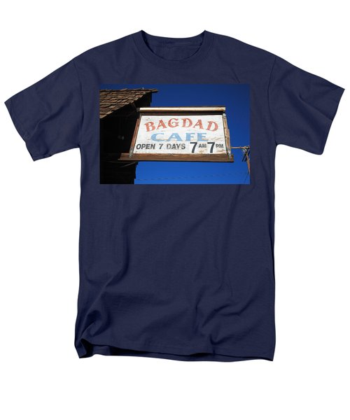 Route 66 - Bagdad Cafe T-Shirt by Frank Romeo