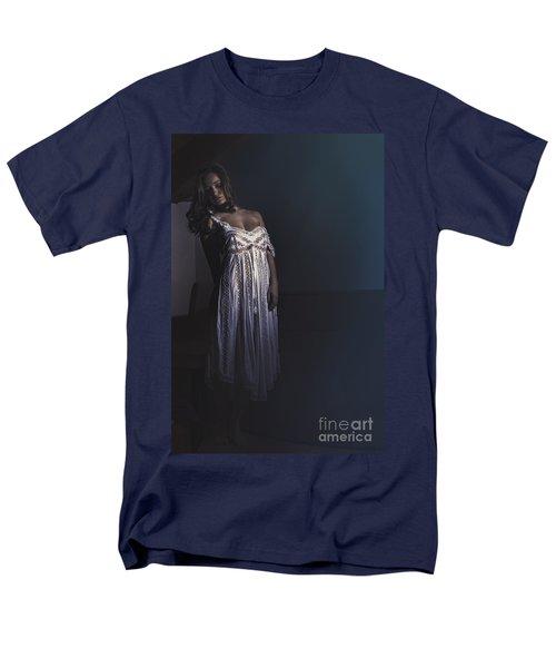 Clara Men's T-Shirt  (Regular Fit) by Traven Milovich