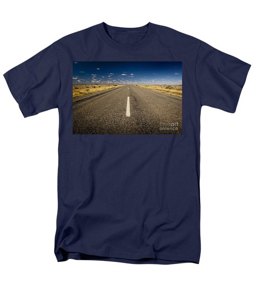 Road Ahead T-Shirt by Tim Hester