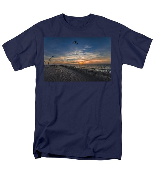 a kodak moment at the Tel Aviv port T-Shirt by Ron Shoshani