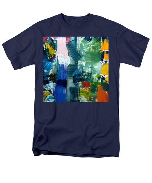 Abstract Color Relationships lll T-Shirt by Michelle Calkins