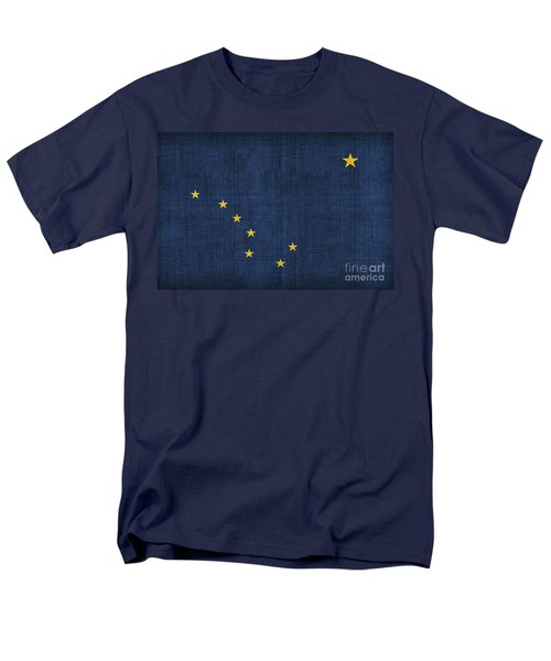 Alaska state flag T-Shirt by Pixel Chimp