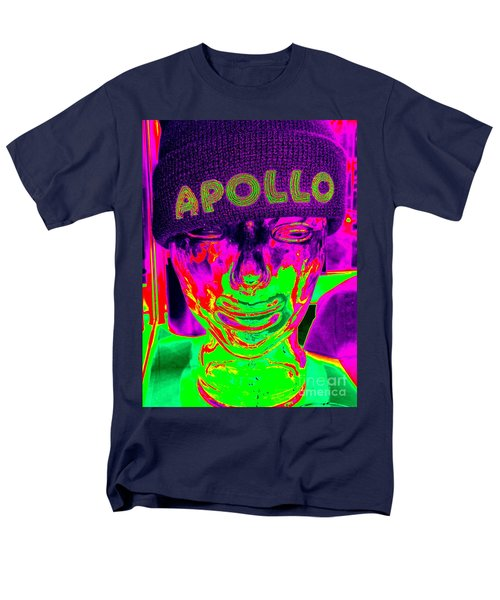 Apollo Abstract Men's T-Shirt  (Regular Fit) by Ed Weidman