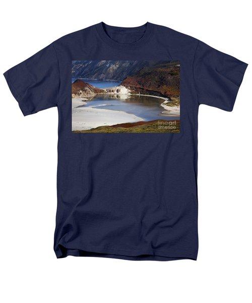 Big Sur Coastal Pond T-Shirt by Jenna Szerlag