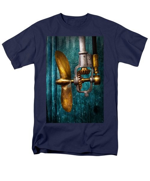 Boat - Propulsion  T-Shirt by Mike Savad