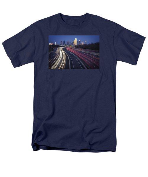 Dallas Afterglow Men's T-Shirt  (Regular Fit) by Rick Berk
