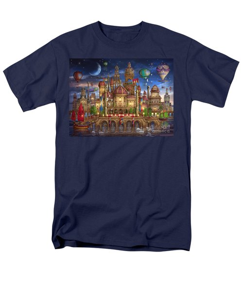 Downtown T-Shirt by Ciro Marchetti