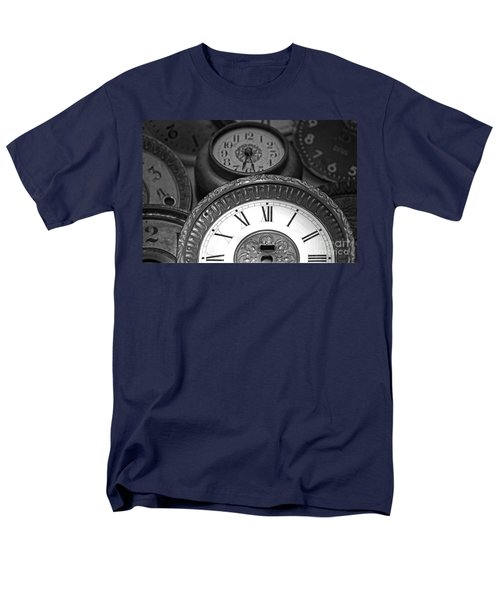 Eight Faces of Time T-Shirt by Tom Gari Gallery-Three-Photography