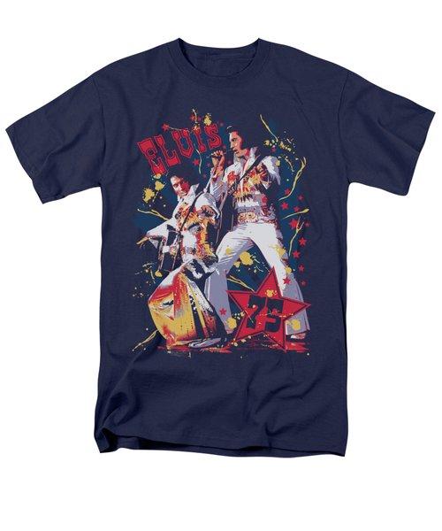 Elvis - Eagle Elvis Men's T-Shirt  (Regular Fit) by Brand A