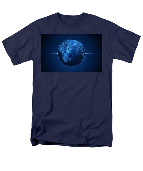 Flights and Earth T-Shirt by Gianfranco Weiss