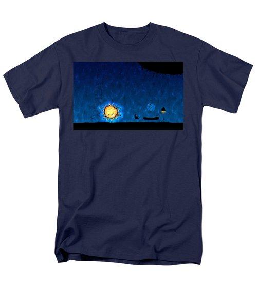 Good Night Sun T-Shirt by Gianfranco Weiss