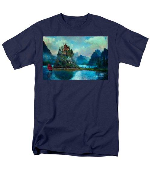 Journeys End T-Shirt by Aimee Stewart