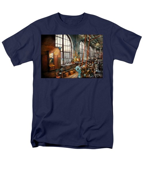 Machinist - Back in the days of yesterday T-Shirt by Mike Savad