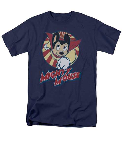 Mighty Mouse - The One The Only Men's T-Shirt  (Regular Fit) by Brand A