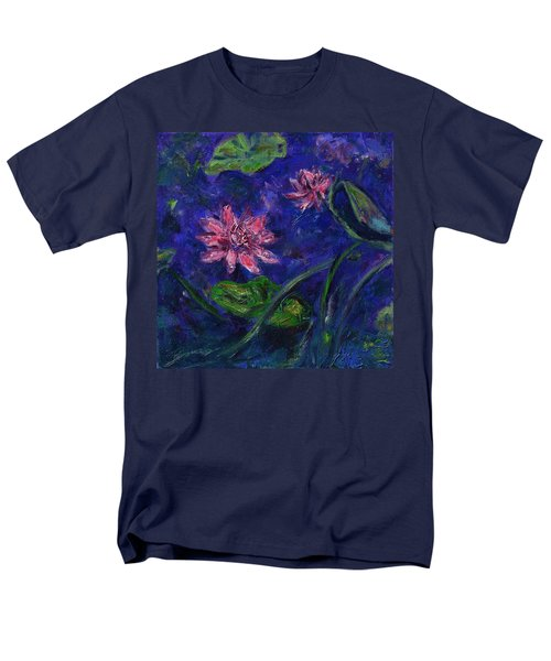 Monet's Lily Pond II T-Shirt by Xueling Zou